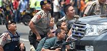 中国男子在印尼被击毙